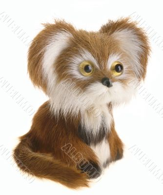 fox cub toy