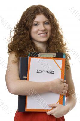 Teenagers on job search