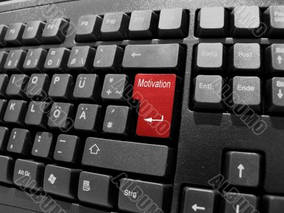 business keyboard motivation