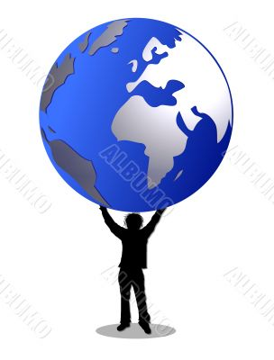 worldwide business people