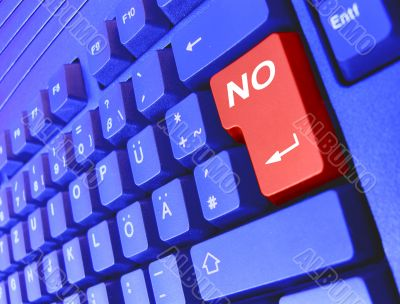 business keyboard NO