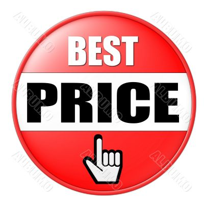 isolated best price button