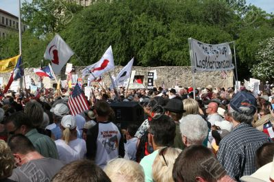 San Antonio Tea Party