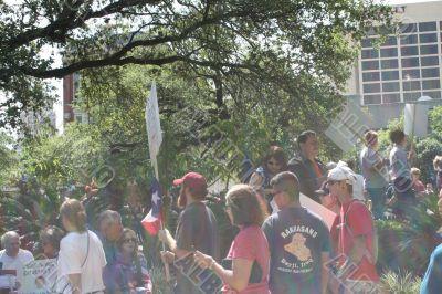 San Antonio Tea Party
