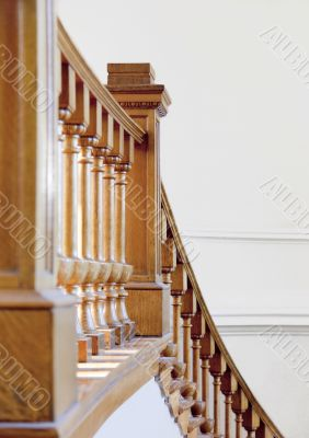 Staircase of Historical Library