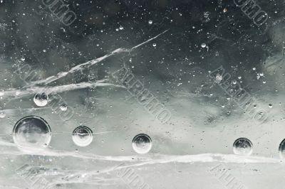 Frozen universe
