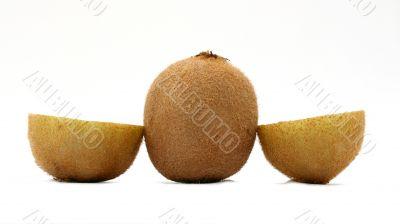 kiwi, tropical fruits