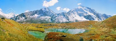 Ak-oyuk range, Altai