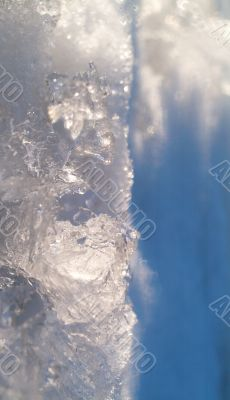 abstract ice formation