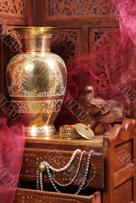The Indian still-life