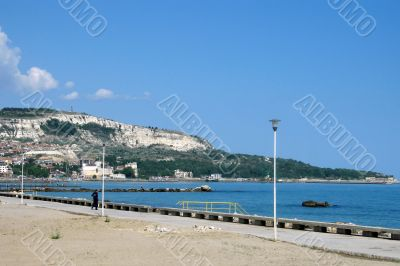 shore of Black Sea