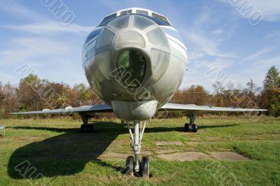 Tu-134 Soviet airliner