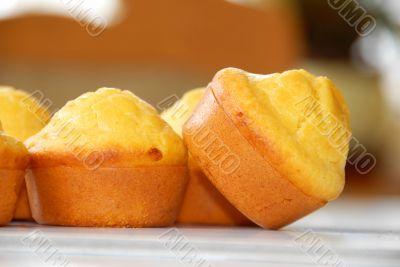 Appetizing bakery