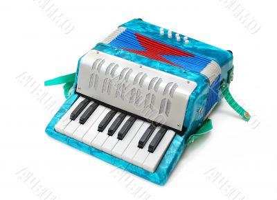 Accordion toy