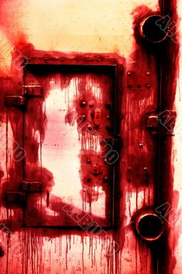 Door to the hell