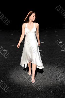 Runway bride