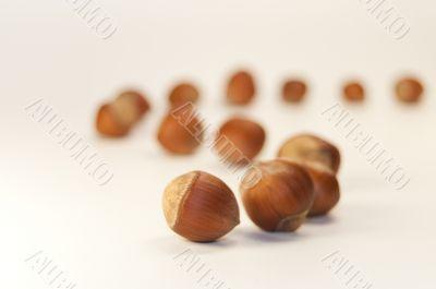 many nuts