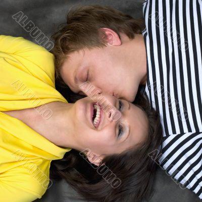 Pair of lovers
