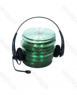 Audio cds