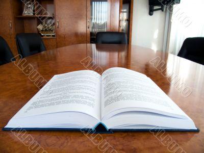 Open Book,