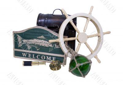 Nautical greeting