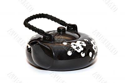 Oriental style teapot