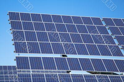 solar panel corner