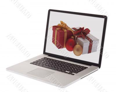 Computer as Christmas present
