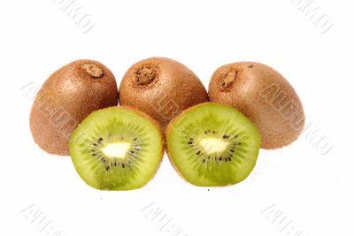 group of kiwi