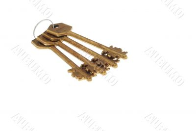 bronze key 6