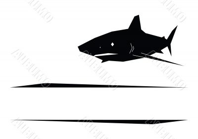 Shark logotype