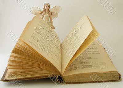 Fairies read books too