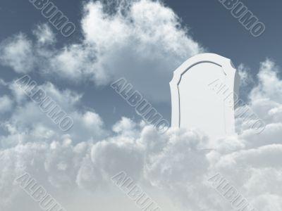 heavenly grave