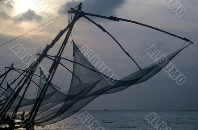 Fisher Nets,India