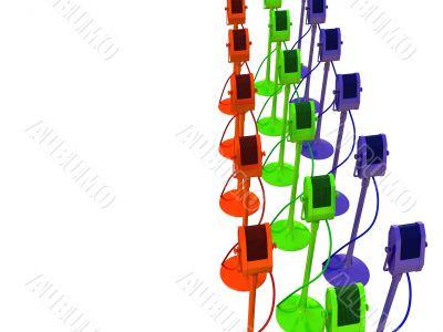 RGB microphones