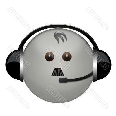gitler headphone sign
