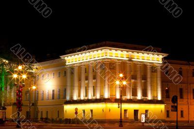 Admiralty. St.-Petersburg.
