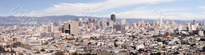 Panorama of San Francisco