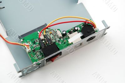 Electronic parts and circuits