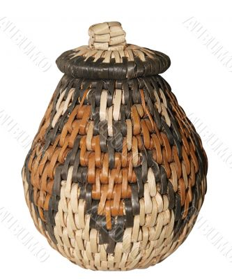 Small Woven Container