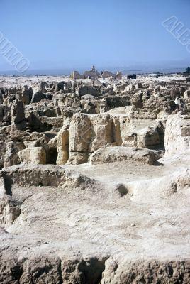 Gaochang Ruins,China