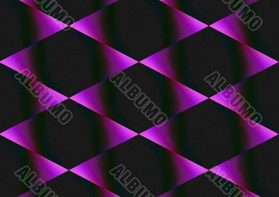 Abstract violet pattern