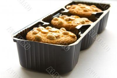 Cookies in packing