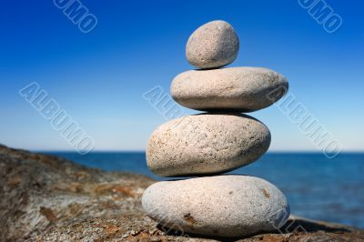 Balance of Gravel
