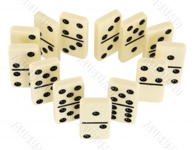 Domino bones