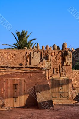 agricultural clay buildings