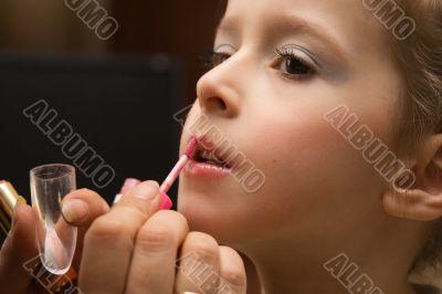 Children`s make-up