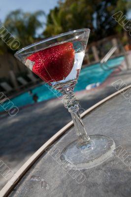 Poolside beverage