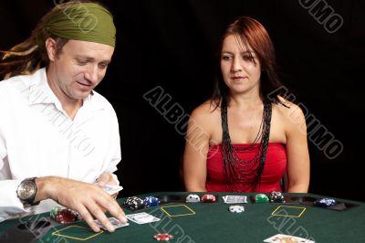 Card gambling