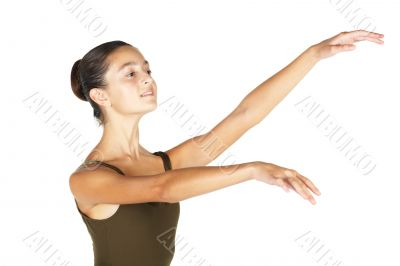Young Ballet Dancer